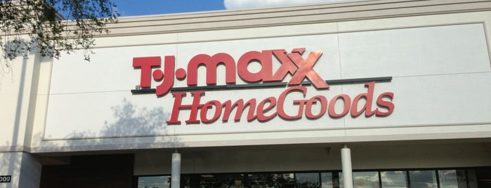 T.J. Maxx is one of Sarah 님이 좋아한 장소.