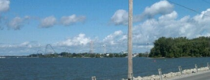 Sandusky Bay is one of parks & such!.