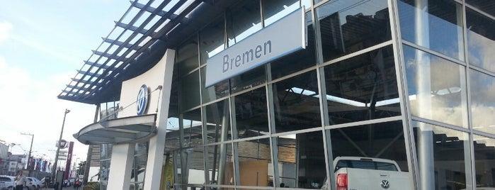 Bremen Retiro is one of Locais curtidos por Mailson.