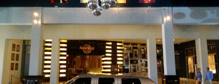Hard Rock Hotel Convention Center is one of Posti che sono piaciuti a Menossi,.