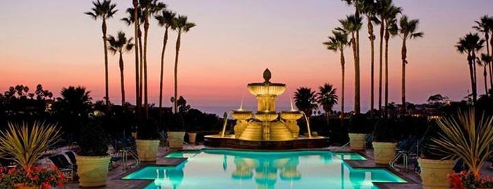 Monarch Beach Resort is one of LA.