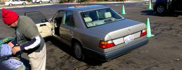 Turtle Wax Car Wash is one of Ben : понравившиеся места.