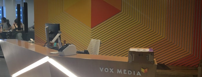 Vox Media is one of New York to-do 2019.