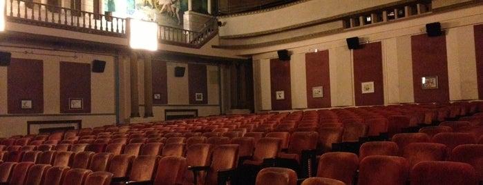 Latchis Theatre is one of Brattleboro.
