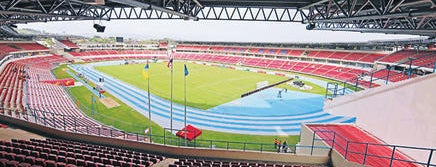 Estadio Rommel Fernández is one of Part 1~International Sporting Venues....