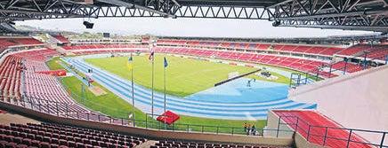 Estadio Rommel Fernández is one of Part 1~International Sporting Venues....
