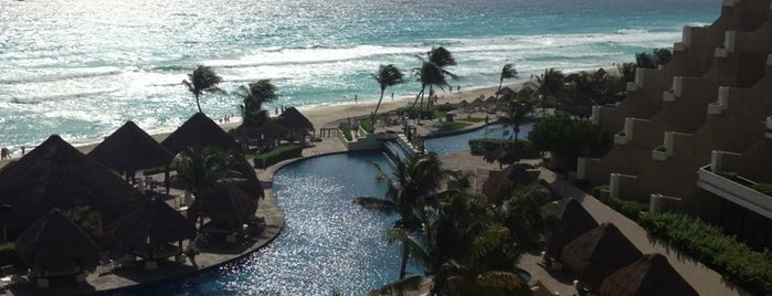 Cancún is one of Jumper.
