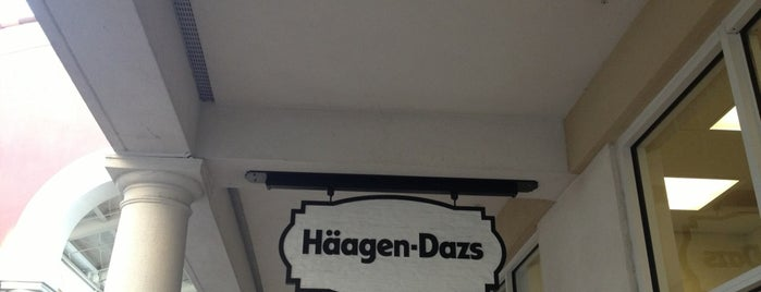 Häagen Dazs is one of Lieux qui ont plu à Natalino.