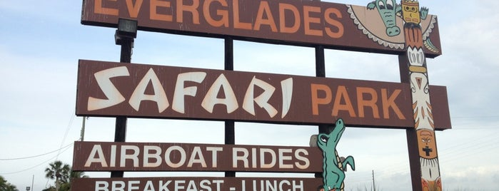 Everglades Safari Park is one of Boraさんのお気に入りスポット.