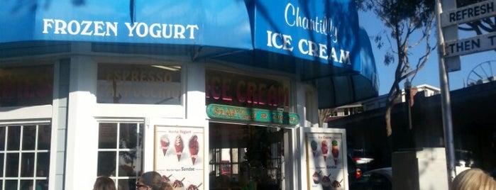 Chantilly Ice Cream is one of Tempat yang Disukai Lau.