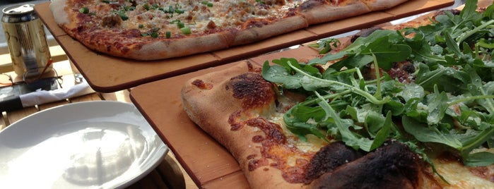 Cornerstone - Artisanal Pizza & Craft Beer is one of Maine.