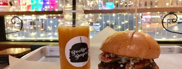 Brooklyn Burgers is one of Около дома.
