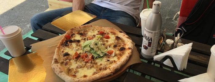 Pizzeria is one of Москва.