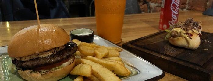 Brooklyn Burgers is one of Бургеры.
