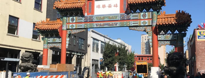 Old Town/Chinatown Neighborhood is one of Portland/Oregon.