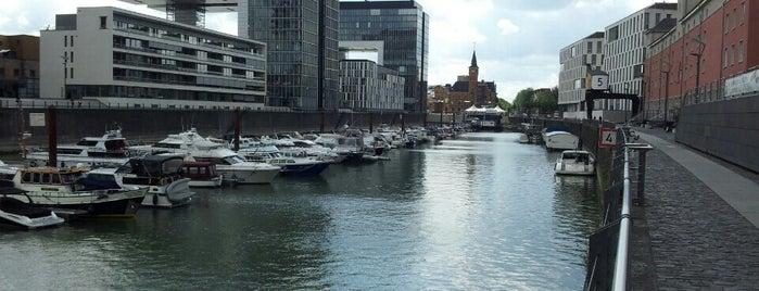 Köln Marina is one of Sven : понравившиеся места.