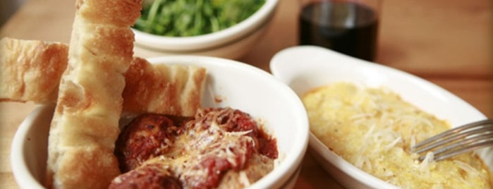 The Meatball Shop is one of Manhattan, NY - Vol. 1.