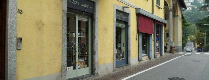 Piazzetta Cernobbio is one of Orietta: сохраненные места.