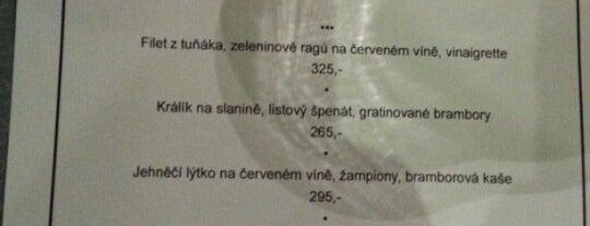 Nota Bene is one of Пражские пивные - рекомендации от DailyBeer.eu.