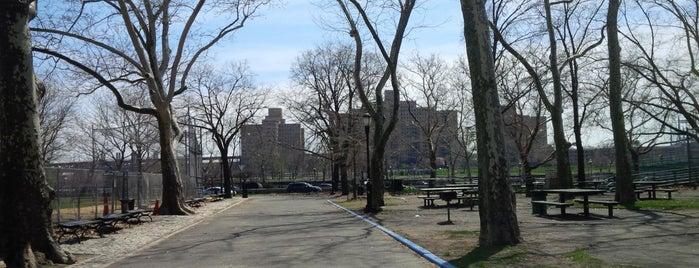 Thomas Jefferson Park is one of Nova York.