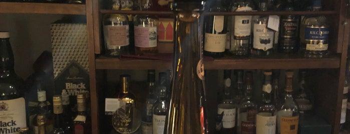 bar 酒場 is one of Locais curtidos por Hachikaoru.