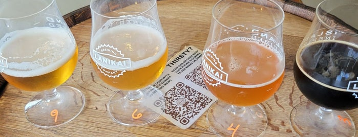 Tap & Barrel by Lanikai Brewing Company is one of Oahu.