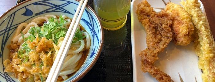 丸亀製麺 滝川店 is one of สถานที่ที่ txt ถูกใจ.