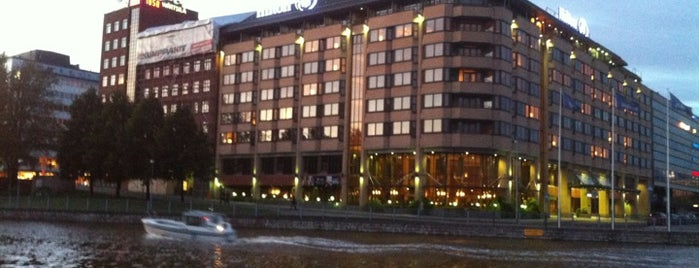 Hilton is one of mylifeisgorgeous in Helsinki.