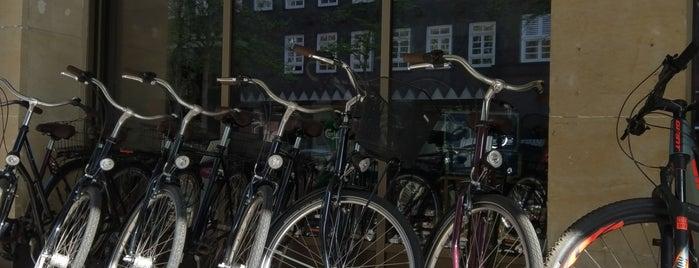 Zweiradperle is one of #myhints4Hamburg.
