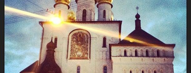 Собор Феодоровской иконы Божией Матери is one of Tempat yang Disukai Anastasia.