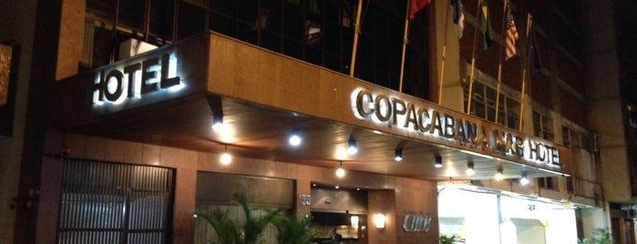 Copacabana Mar is one of Rio de Janeiro.