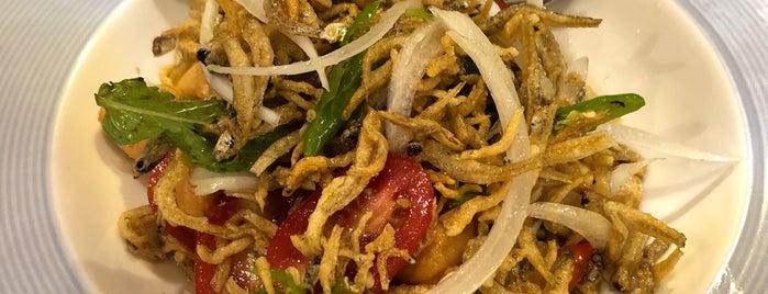 Laem Cha-roen Seafood is one of Bangkok.