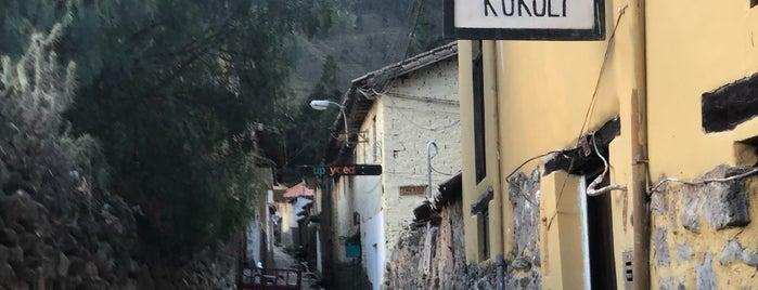 Ollantaytambo is one of Cusco y El Valle sagrado de los Incas.