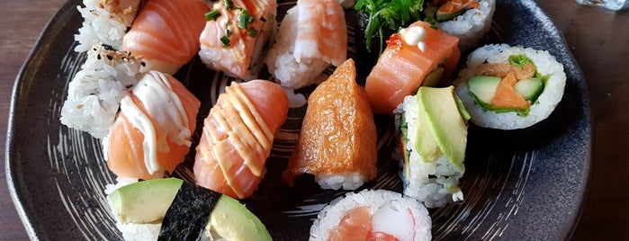 Sushi Forest is one of Locais salvos de Salla.