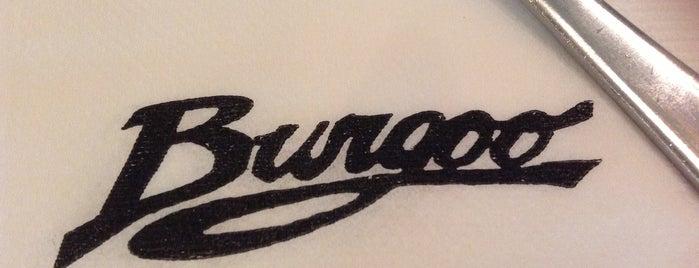 Burgoo is one of Emma'nın Beğendiği Mekanlar.
