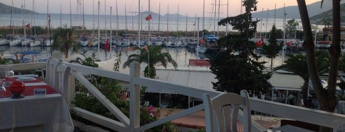 Akın Restaurant is one of Kas.