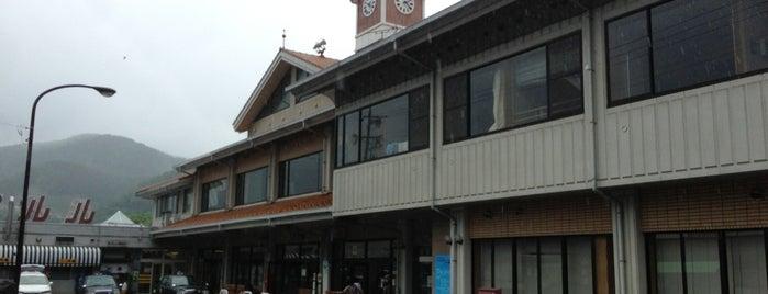 小海駅 is one of JR 고신에쓰지방역 (JR 甲信越地方の駅).