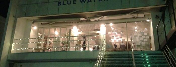 THE BLUE WATER is one of Lugares guardados de Yuzuki.