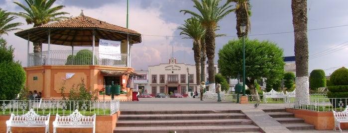 Ezequiel Montes is one of Tempat yang Disukai Hilda.