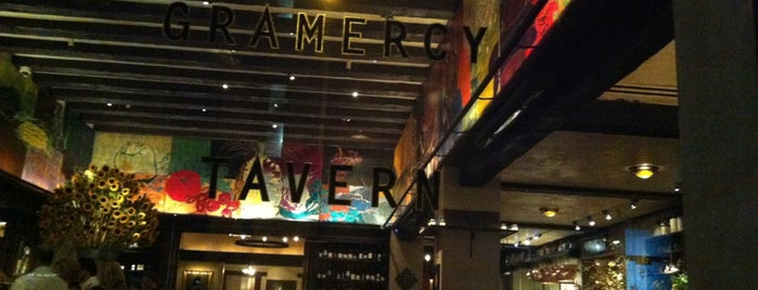Gramercy Tavern is one of NYC Spots for Out of Towners.