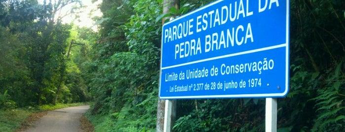 Parque Estadual da Pedra Branca is one of Passeios.