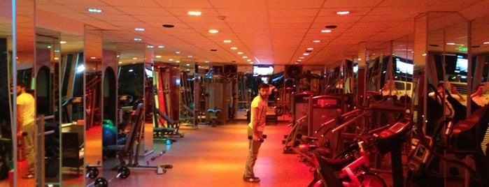 X-FİT Spor Salonu is one of Yavuz 님이 좋아한 장소.
