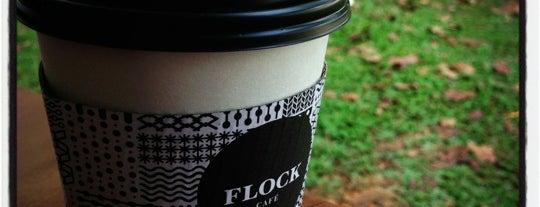 Flock Café is one of Coffee Must TryZ.
