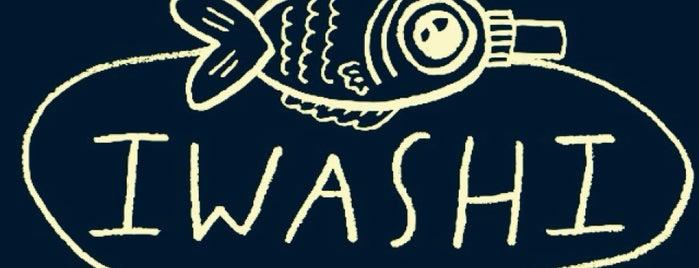 IWASHI — IZAKAYA is one of Souper.