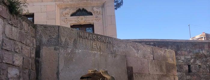 Mimar Sinan Evi is one of Kayseri.