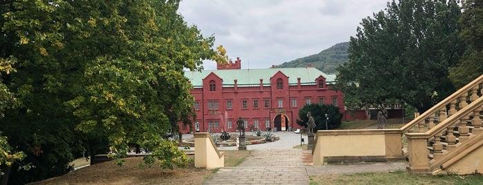 Zámek Klášterec nad Ohří is one of To visit list.