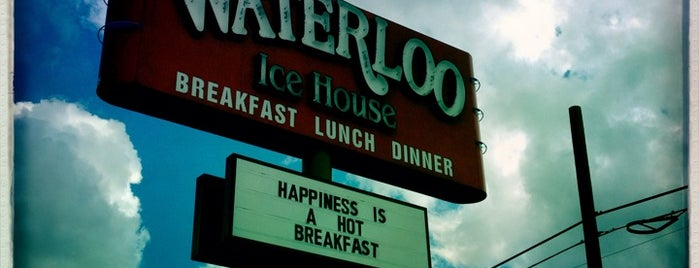 Waterloo Ice House is one of Favorites.