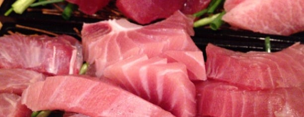 Maguro Mart is one of Tokyo - Foods to try.