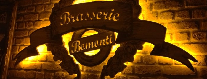 Cafe Plaza Brasserie Bomonti is one of Alsancak.