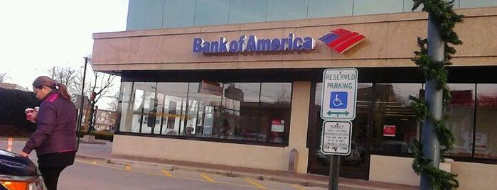 Bank of America is one of Tempat yang Disukai Denise D..